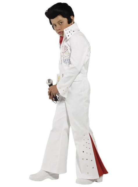 Disfraz de Elvis Presley para niño - infantil