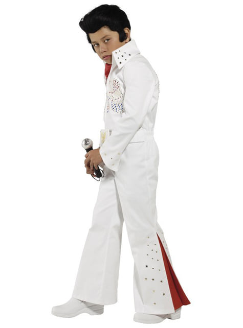 Klassinen Elvis Presley -asu pojille