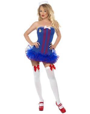 Costum de marinăriță cu tutu sexy