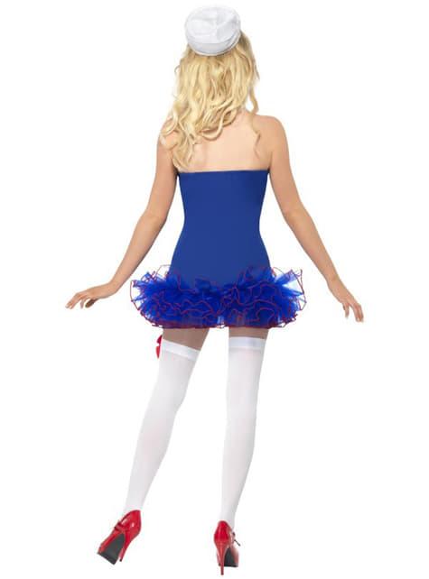 Disfraz de marinera con tutú sexy - original
