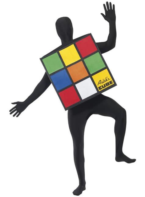 Костюм на кубчето на Рубик за възрастни