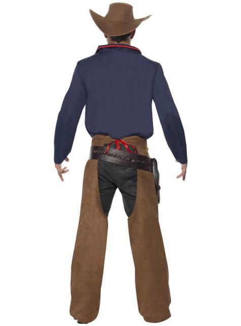 Disfraz de vaquero de rodeo para hombre - hombre