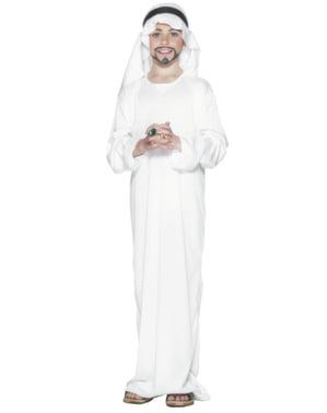 Arabisk mand kostume til drenge
