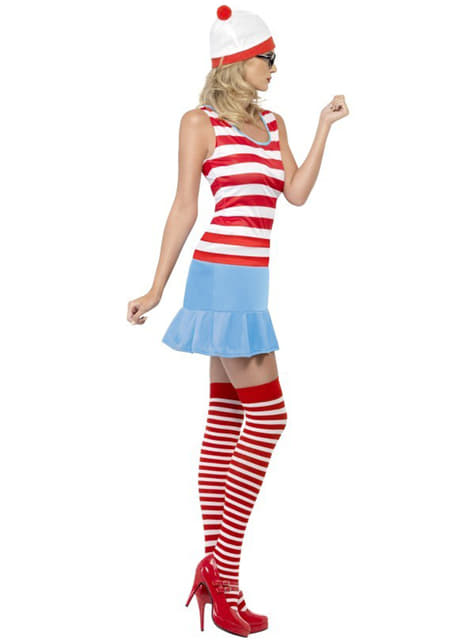 Sexy Wenda Woman Adult Costume