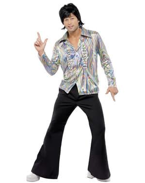 70'er psykodelisk kostume til mænd