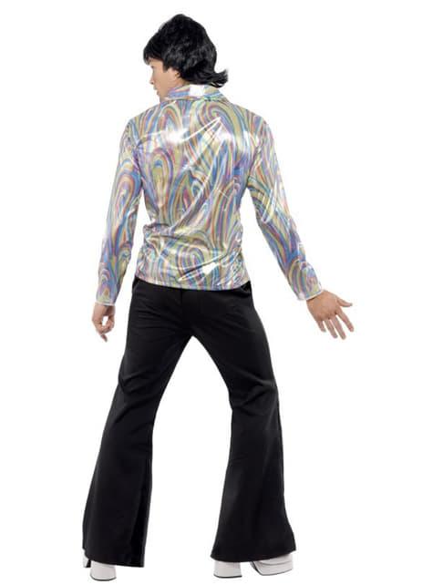 Kostüm 70er Disco Fever für Herren