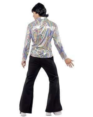 70er Disco Fever Kostüm für Herren