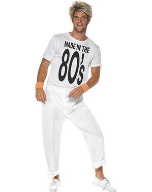 Lavet i 80'erne kostume