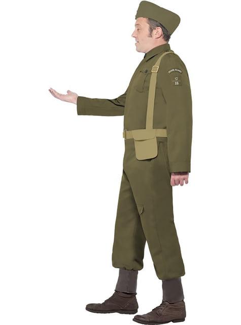 Toisen maailmansodan vahdin asu aikuisille