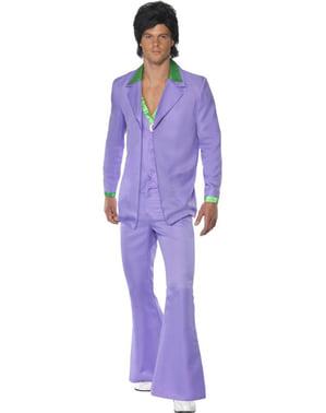 70'er hjerteknuser kostume deluxe