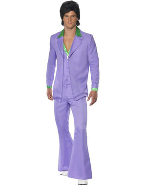 Делюкс семидесятих років розкішний костюм