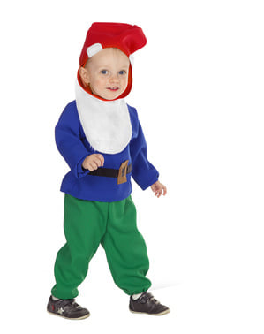 Dwarf Costume for Babies