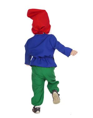 Disfraz de enanito para bebé
