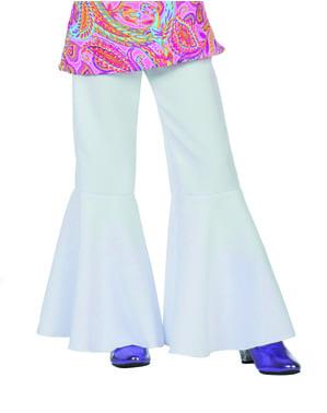Erkekler için hippi pantolon