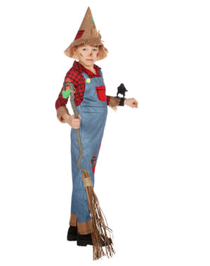Scarecrow costume for boys