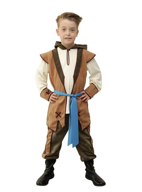 Robin Hood costume for boys