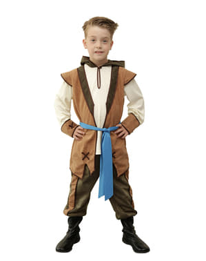 Fato de Robin Hood para menino