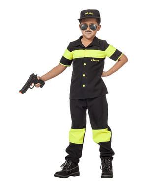 Déguisement policier hollandais enfant