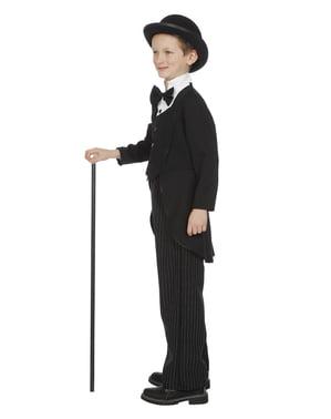 Strój Charlie'ego Chaplina dla chłopców