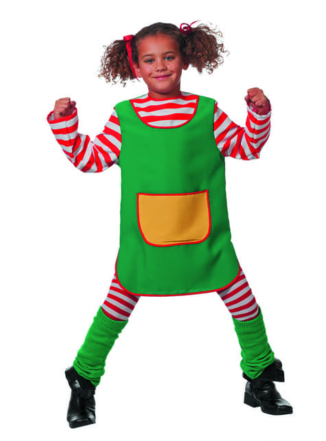 Fun Redhead Costume for Girls