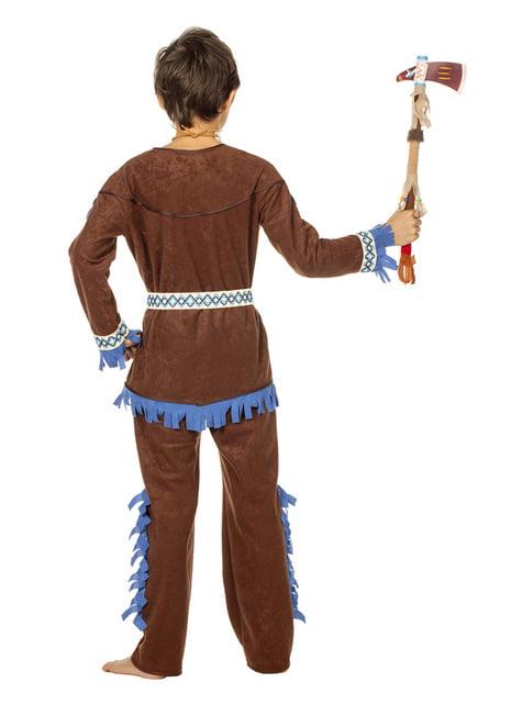 Disfraz de indio principiante para niño - original