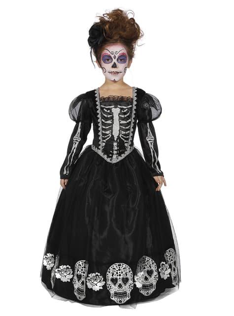 Day of the Dead kostuum voor meisjes