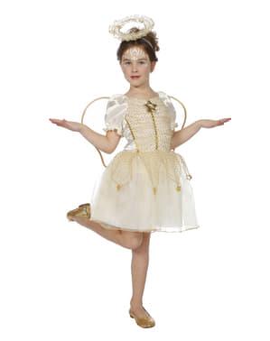 Ангелски костюм за момичета