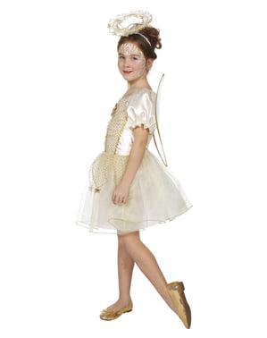 Strój anioła dla dziewczynek