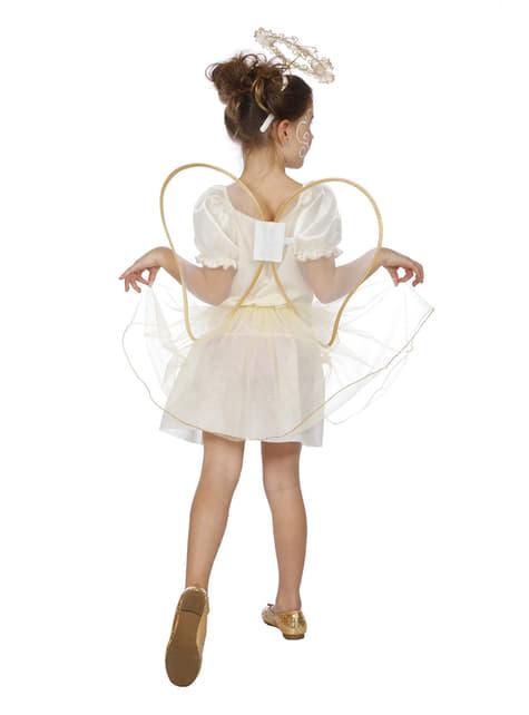 Disfraz de Ángel para niña - original