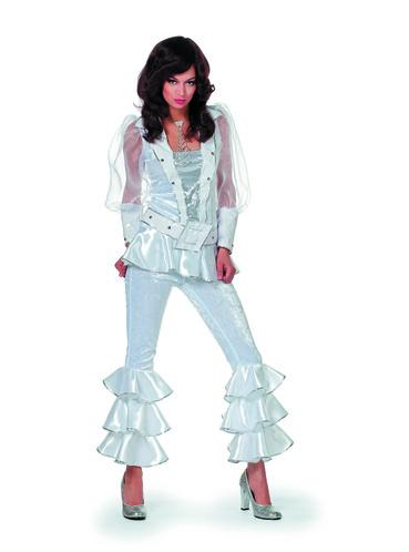quick view source deluxe white mamma mia costume for women abba the coolest funidelia source halloween