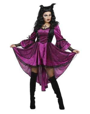 Gothic kostuum voor vrouw