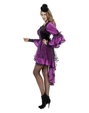Gotycki kostium dla kobiet
