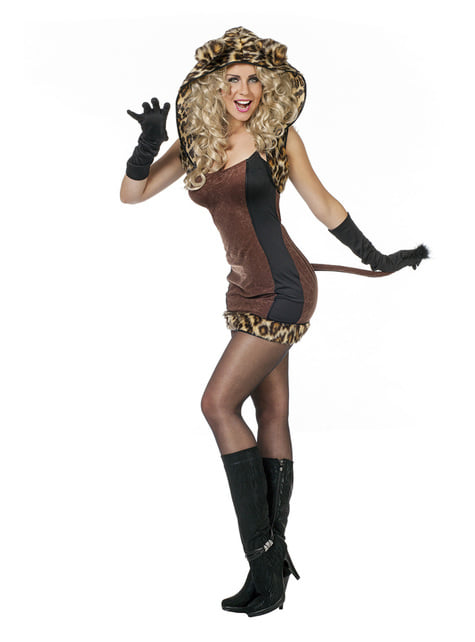 Mačka kostim za žene