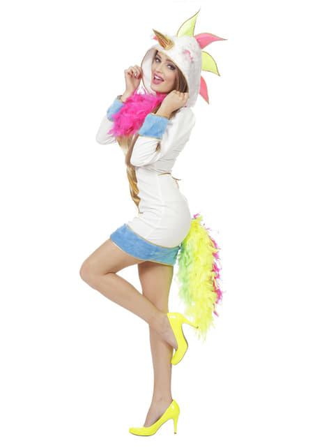 Unicorn costume for women