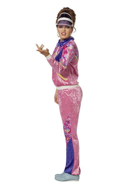 80's kostuum voor vrouw
