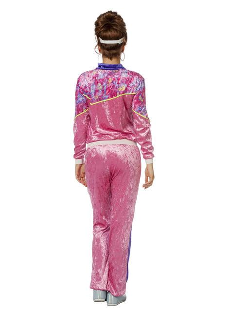 80er Jahre Kostüm für Ddamen
