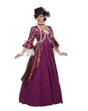 Костю леді у вікторіанському стилі