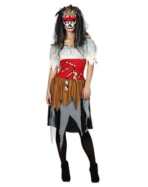 Voodoo Mester jelmez Női