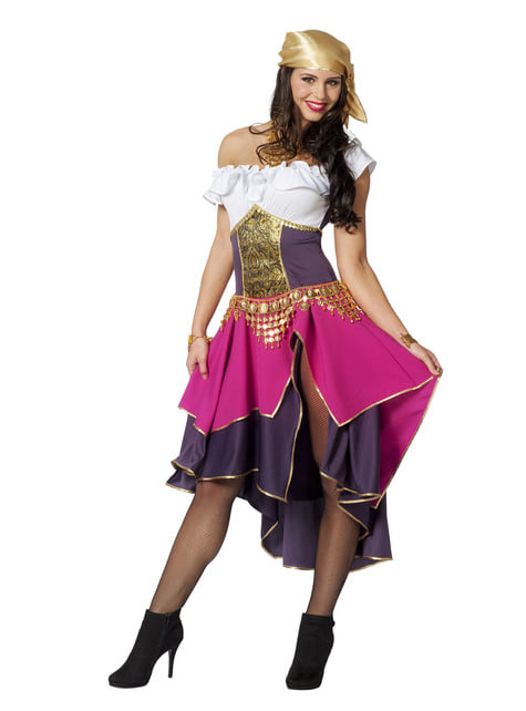 Gypsy Costume for Women