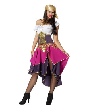 Дамски костюм на циганка
