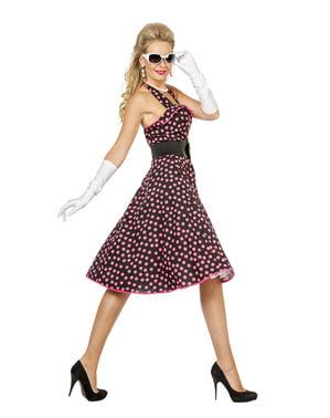 Costum anii 50 pentru femeie