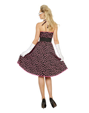 50's costume for women