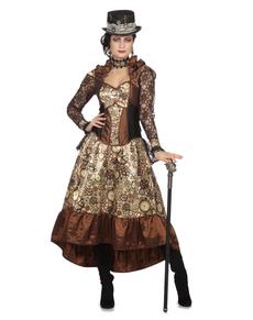 856e6dbcba2 Steampunk costumes. Create a fantasy world