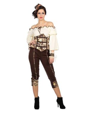 Dámský kostým steampunkový