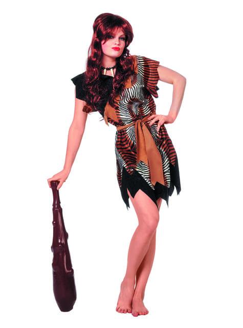 Caveman costume for women