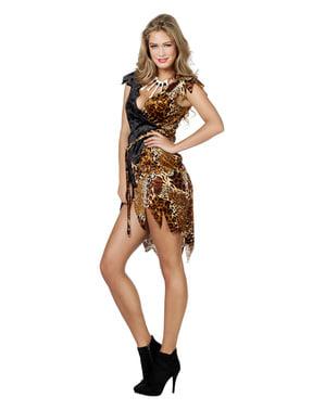 Disfraz de cavernícola para mujer