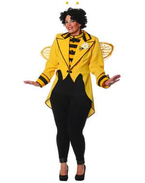 Дамско палто на майка пчела