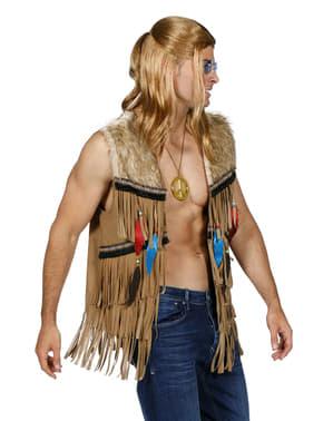 Indianer Weste für Herren