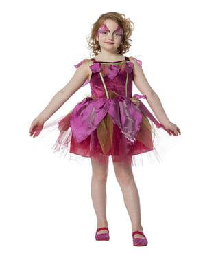 Vestido de Hada rosa para niña