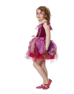 Pink fairy dress for girls